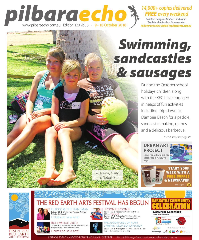Pilbara Echo 9-10 October 2010 by Pilbara Echo Newspaper - issuu 47b25fa2f77db