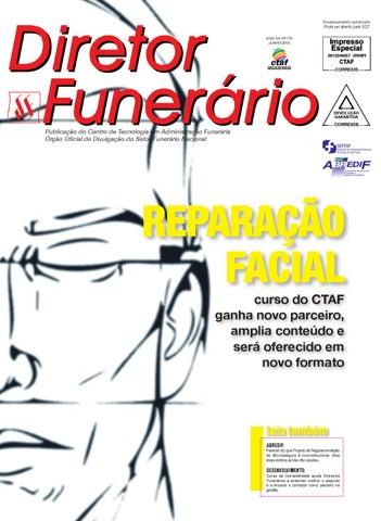 3c71f0108a024b Revista Diretor Funerário - Junho 2010 by CTAF Centro de Tecnologia ...