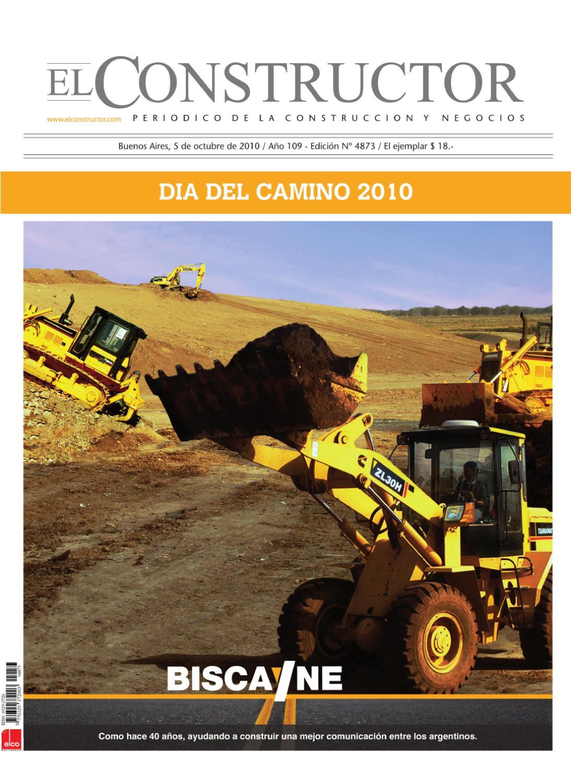 EL CONSTRUCTOR | DIA DEL CAMINO 2010 by ELCO Editores - issuu