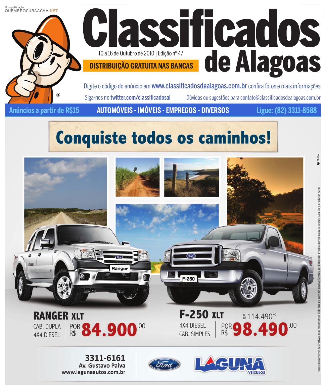 Classificados de Alagoas 47 by Eduardo Vasconcelos - issuu