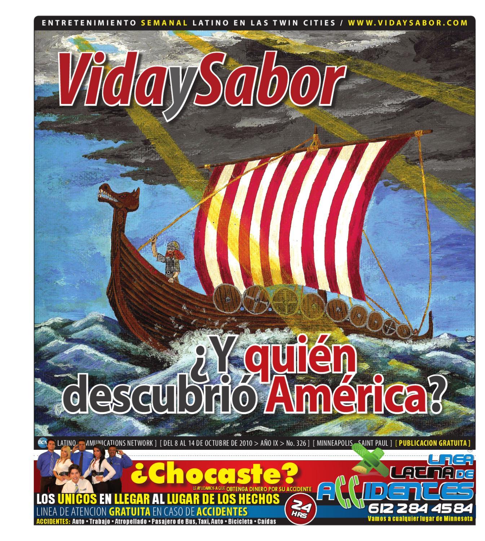 Vida y Sabor 326 by Latino Communications Network LLC - issuu