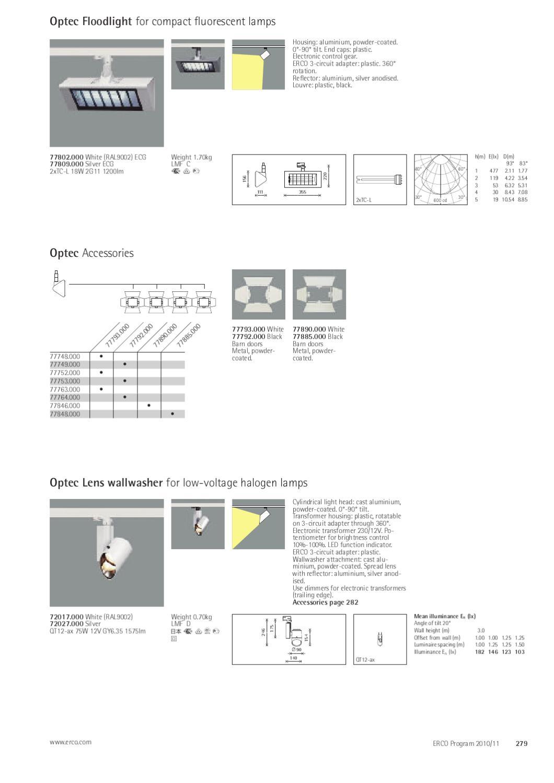 Set de 2 Arcoll 12611/tri/ángulo reflectante