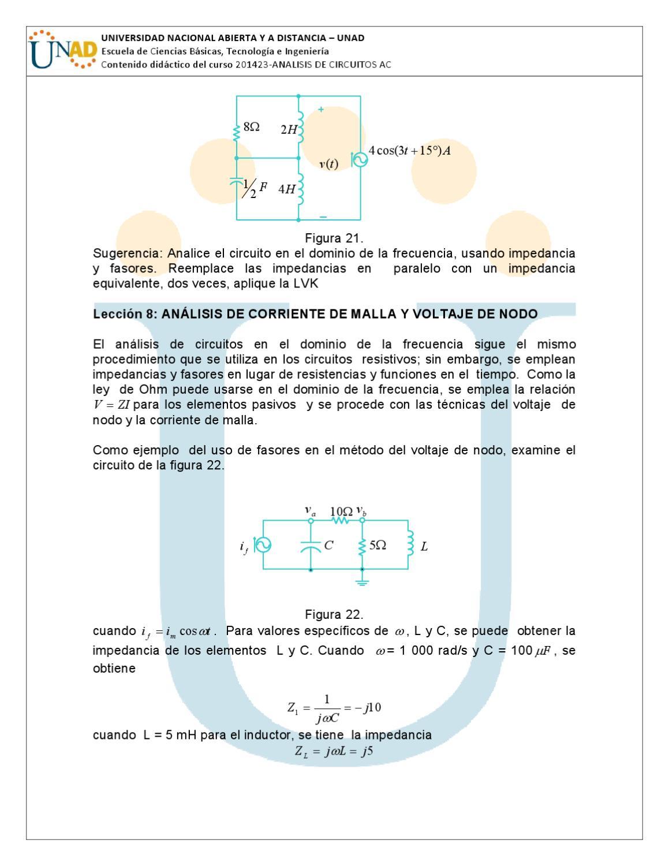 Circuito Z : Analisis de circuitos ac by juan carlos mendoza real issuu