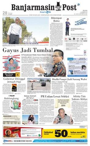 Banjarmasin Post Edisi Selasa 2 November 2010 by Banjarmasin Post ... a257f7cf5f