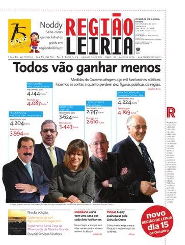 853d35bbef Região de Leiria de 8 de Outubro de 2010 by Região de Leiria Jornal ...