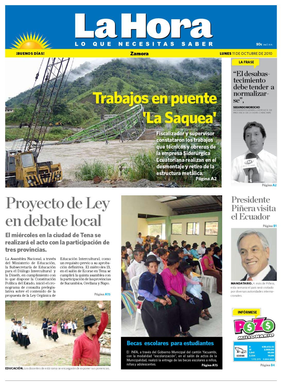 Muebles Paquita Santa Cruz De La Zarza - Diario La Hora Zamora 11 De Octubre De 2010 By Diario La Hora [mjhdah]https://pbs.twimg.com/media/DY-QccJWAAAxw77.jpg