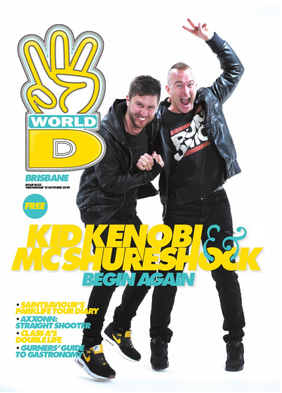 3D World - Brisbane Issue #1032