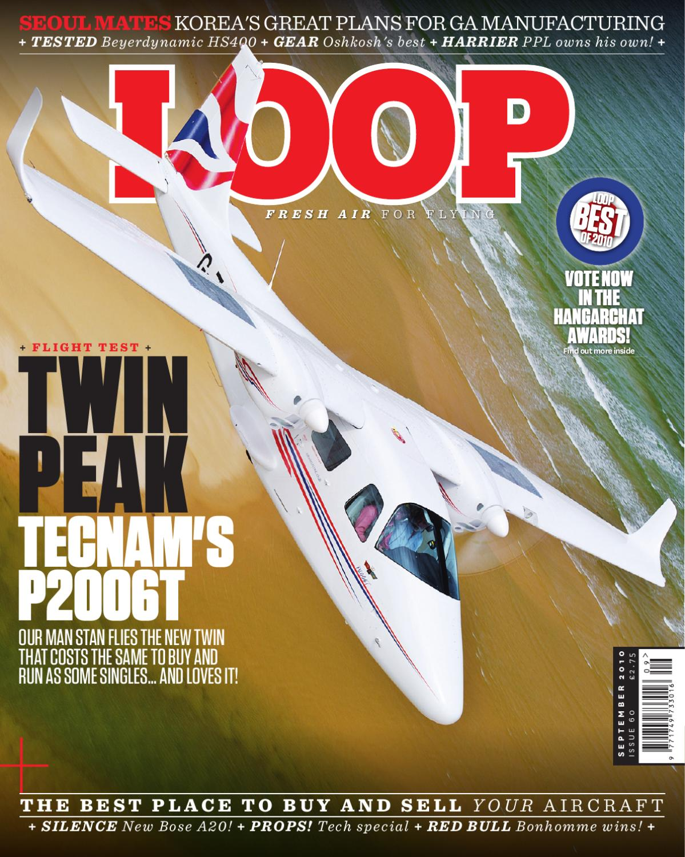 Loop September 2010 - Fresh air for flying by Loop Digital Media - issuu