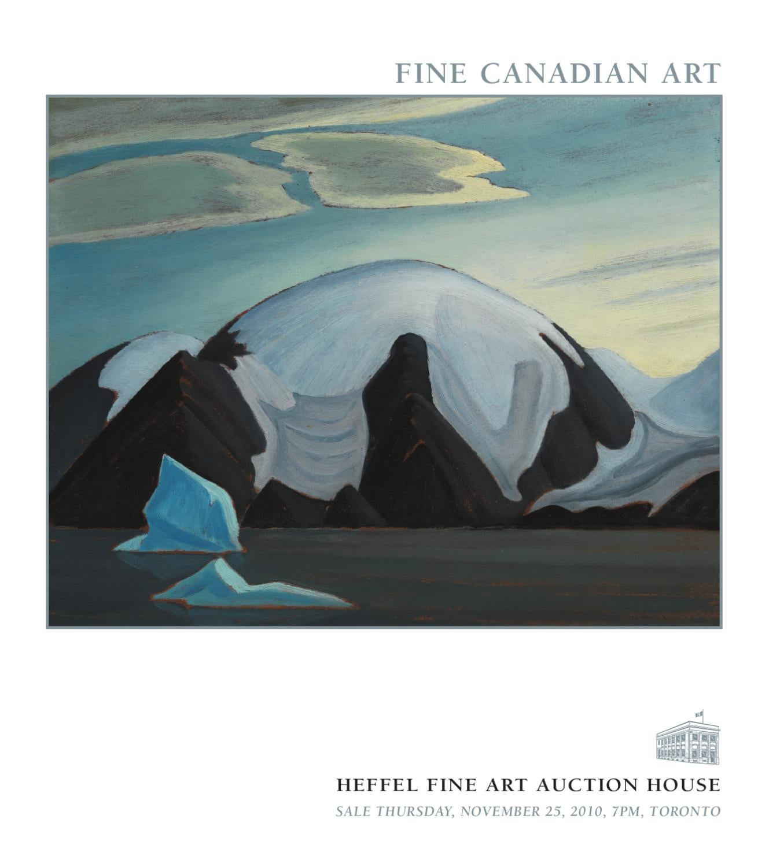 Fine Canadian Art by Heffel Fine Art Auction House - issuu