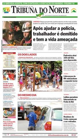 Tribuna do Norte - 13 10 2010 by Empresa Jornalística Tribuna do ... a6e879bb58