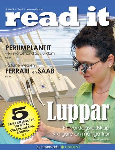 Read it nr 2 2010 by Unident AB - issuu 2f025223618af