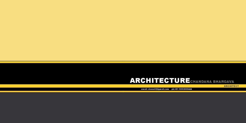 Architecture Portfolio By Chandana Bhargava   Issuu