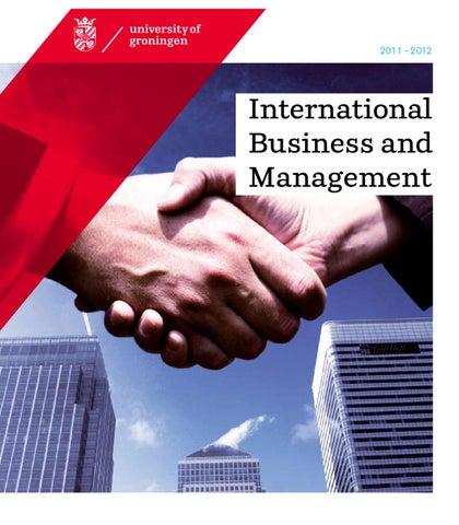 Student Helpdesk Rug.Internationalbusinessandmanagement 2011 2012 By Feb Rug Issuu