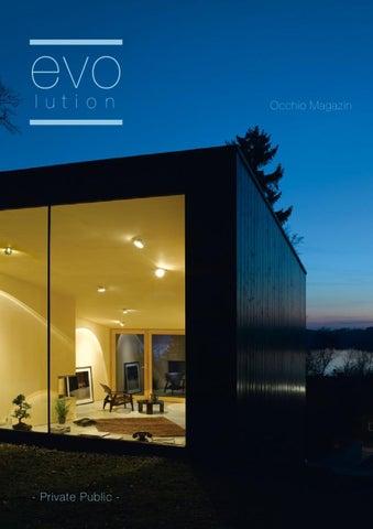 Occhio Magazin »Evolution« by Occhio - issuu