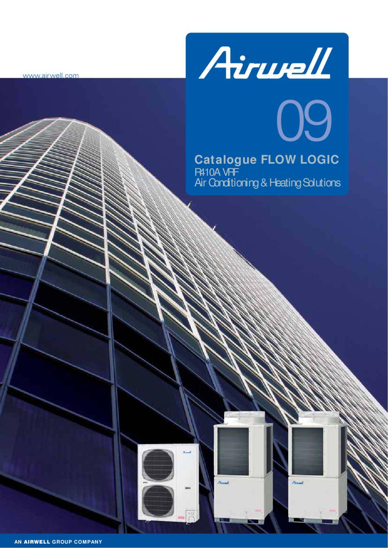 AC Airwell Flow Logic VRF by Emil Bonello Ghio - issuu on