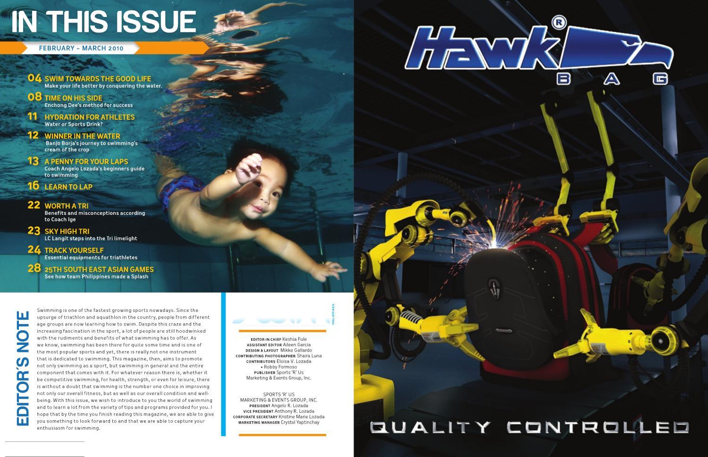 ab0473ab3dd Swim Philippines Feb/Mar2010 by Sports R Us Marketing & Events Group - issuu