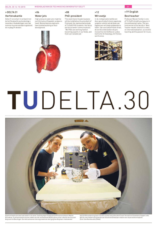 Delta TU Delft by Delta en Delft Integraal Delft Outlook - issuu 88e4b2959f