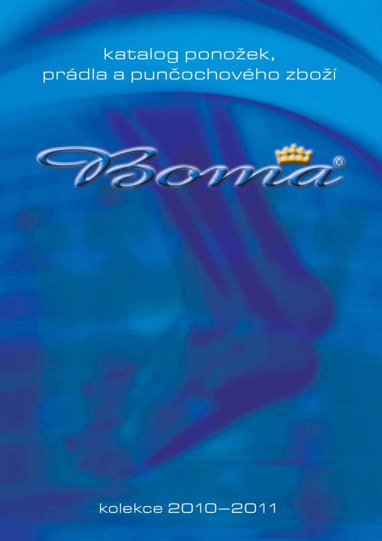 Katalog ponožek BOMA by Libor Jíra - nejen ČESKÉ PONOŽKY - issuu 0800a113ef