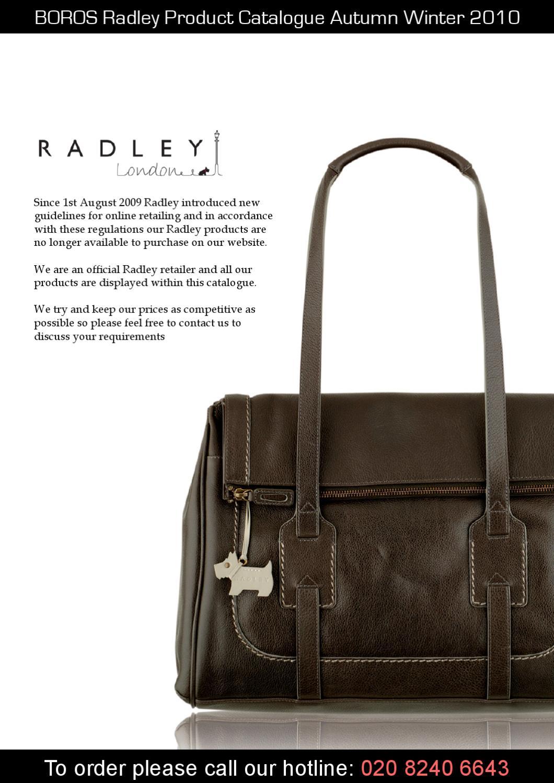Boros Radley Catalogue by Leon Boros - issuu