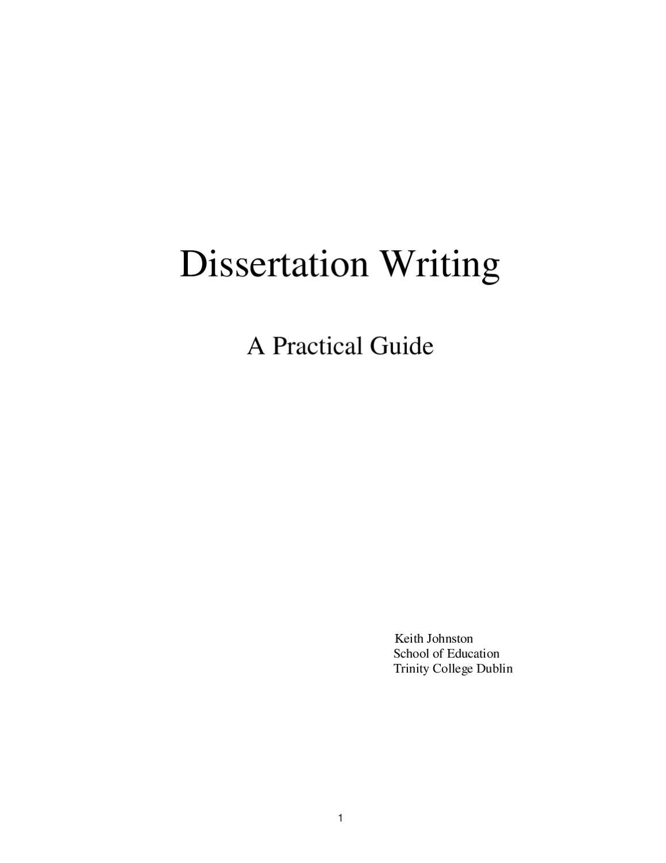 Difficult dissertation advisors