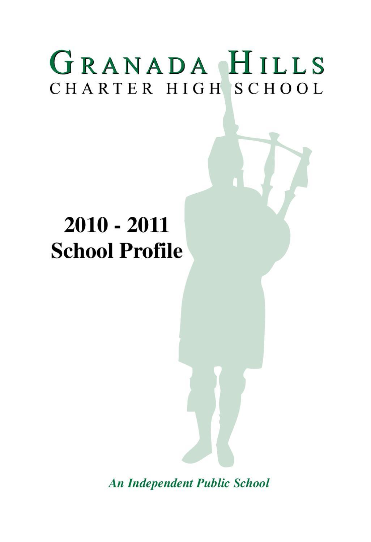 2010-2011 GHCHS School Profile by GHCHS Webmaster - issuu