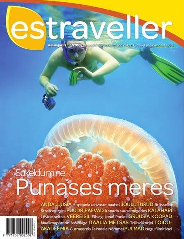 38b65c5313f Reisiajakiri • 5/2010 • oktoober-november • Hind 29 kr • Estraveli  püsikliendile tasuta