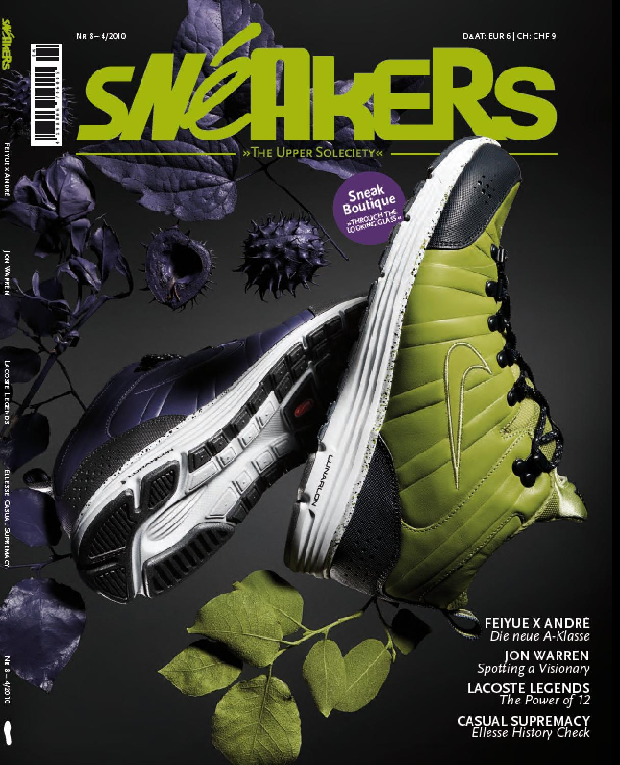 Sneakers Issue 8 by Stefan Dongus issuu