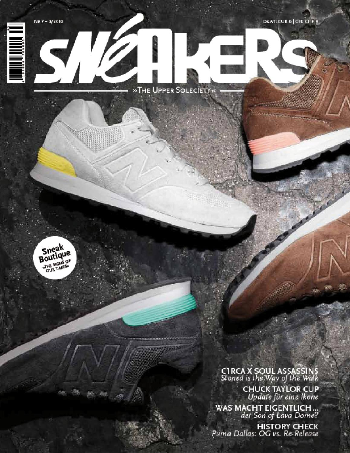 Sneakers Issue 7 by Stefan Dongus issuu