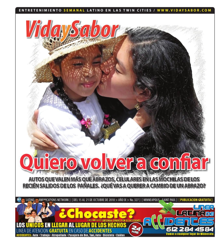 Vida y Sabor 327 by Latino Communications Network LLC - issuu