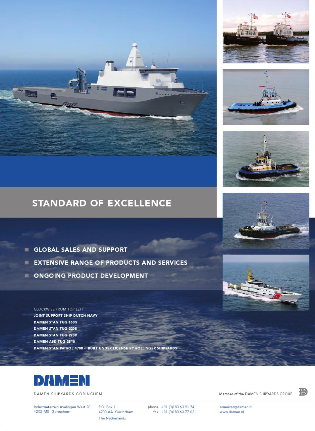 The Maritime Executive Magazine - July/August 2010 by
