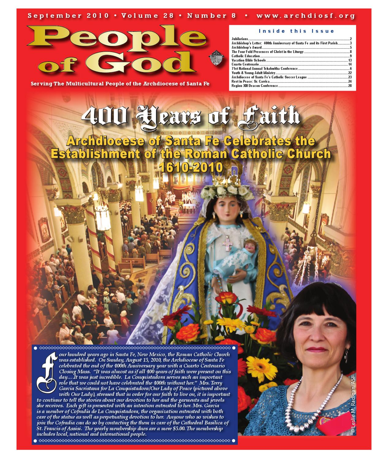 Autism And Anxiety Common Companions_23 >> People Of God September 2010 By Archdiocese Of Santa Fe Issuu