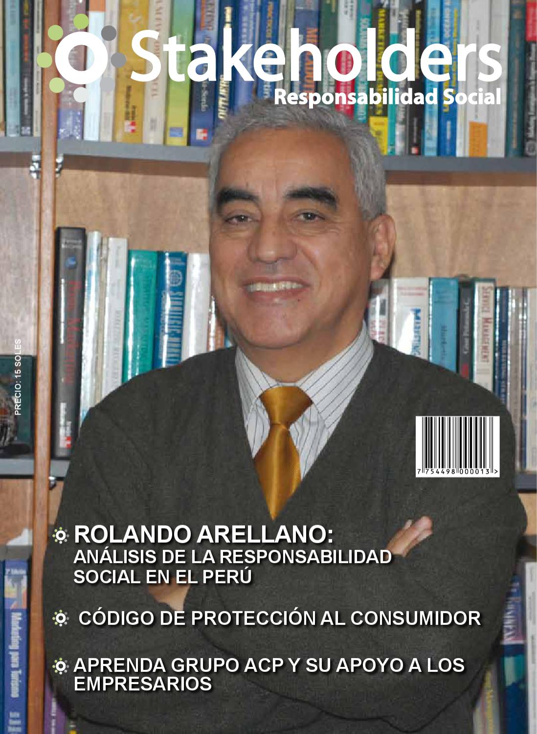 Revista Stakeholders Nº 23 by Revista Stakeholders - issuu 5045180ed96