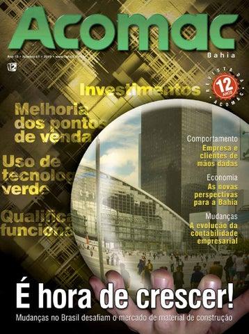 d36d10c558b6e Revista Acomac 61 by Canal 2 Comunicação - issuu