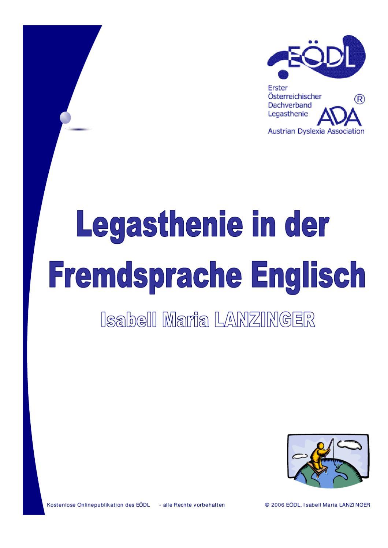 http://news.legasthenietrainer.com/LegasthenieEnglisch by Dyslexia ...