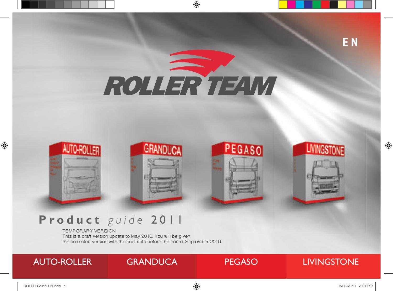 Cucina Con Finestra Orizzontale roller team product guide 2011 by tali rezun - issuu