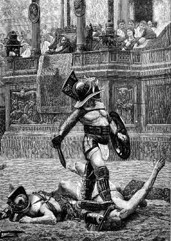 LEG - I Gladiatori by Jessica Etro - Issuu