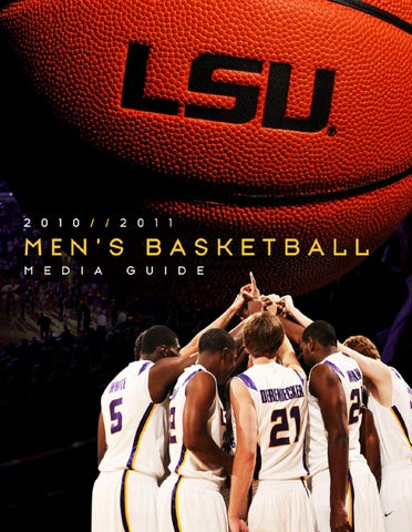 4cbe6d254 2010-2011 LSU Women s Basketball Media Guide by LSU Athletics - issuu