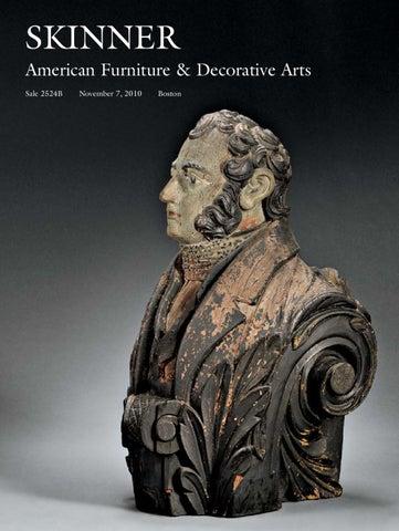 73e8eaa2f0549 American Furniture   Decorative Arts