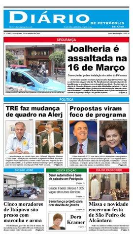 Diário de Petrópolis by Diário de Petrópolis - issuu 84ee09dff9968
