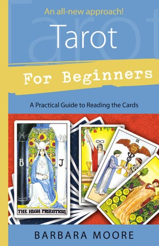 Llewellyns complete book of tarot by anthony louis by llewellyn tarot for beginners fandeluxe Choice Image