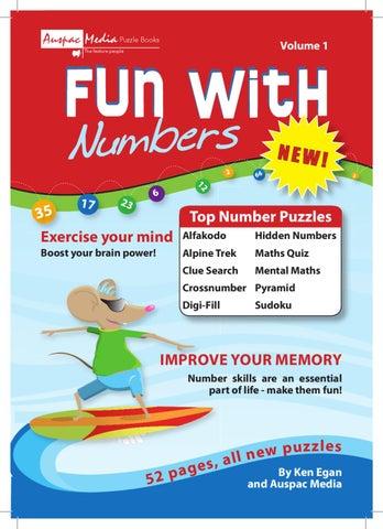 Fun with Numbers by Auspac Media - issuu