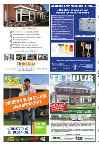 Nieuwbouw Bijlage Zuid Oktober 2010 by de Stentor - issuu