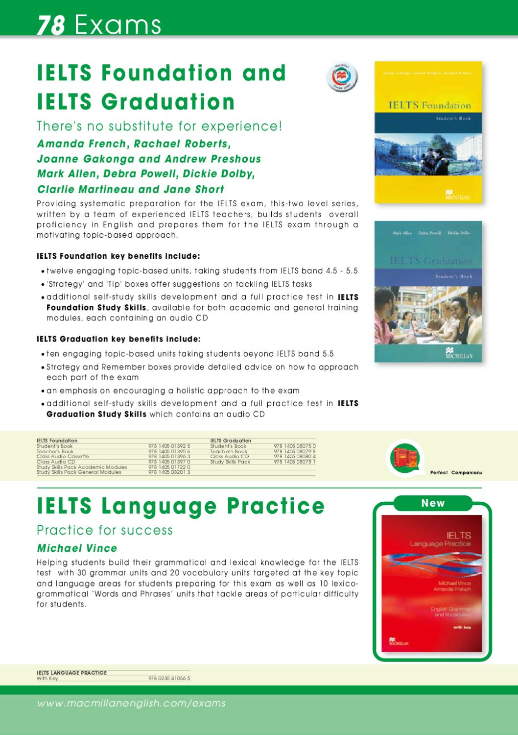 Ielts Foundation Student Book Audio