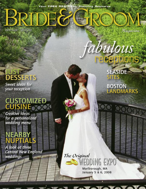 Winter 2008 by Bride & Groom Magazine - issuu