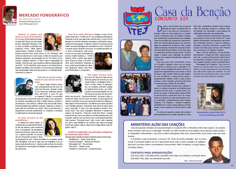 CONFIO TI CD EM DAVI 2010 SACER BAIXAR