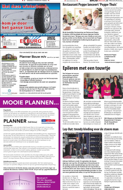 Regionaal Week 42 By Brugmedia Bv Issuu