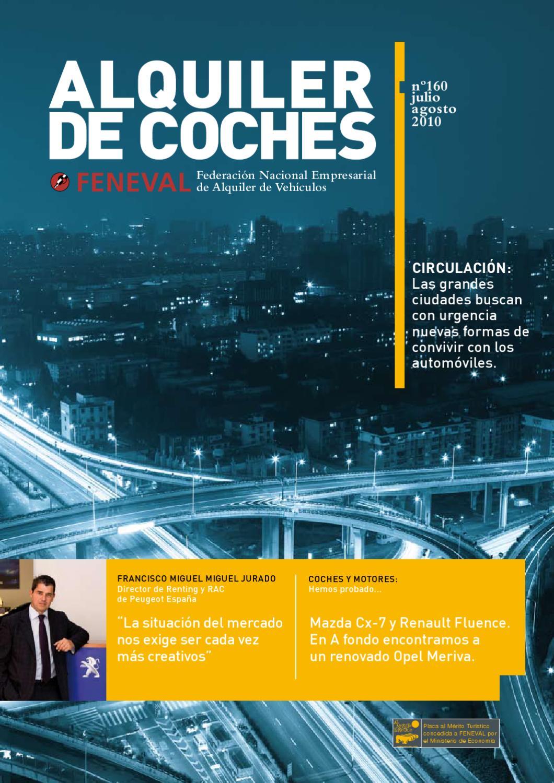 ALQUILER DE COCHES Nº160 by mateo&co. acciones de marketing y ...