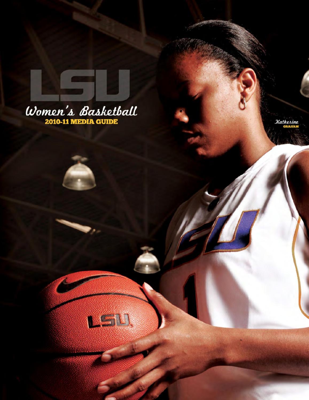 866b563aefdd2b 2010-2011 LSU Women s Basketball Media Guide by LSU Athletics - issuu