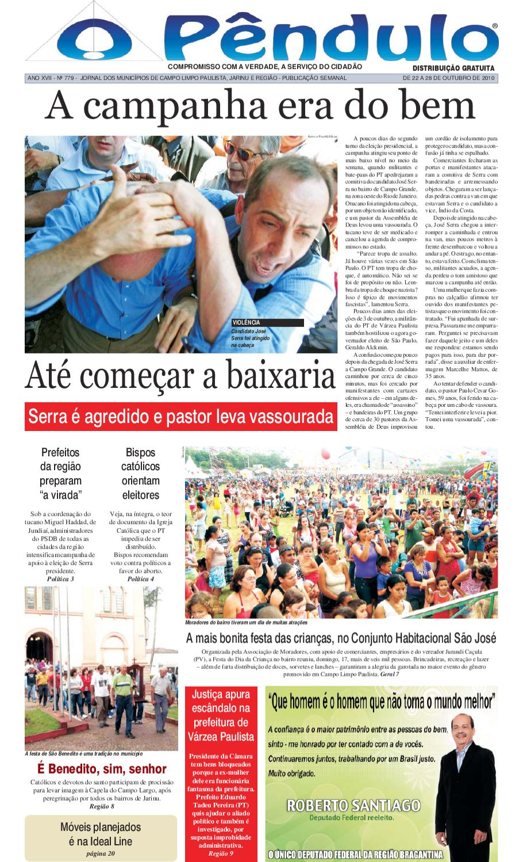 7fa6778678c O Pendulo 779 by Nilceu Pendulo - issuu