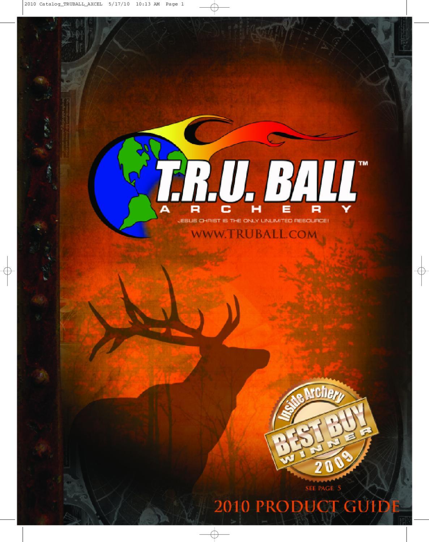 TRU BALL AXCEL ARMORTECH  SIGHT LIGHT WHITE
